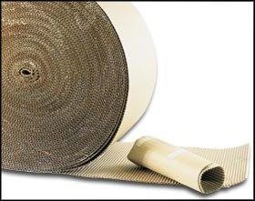 Singleface Corrugated Cardboard Roll B Flute