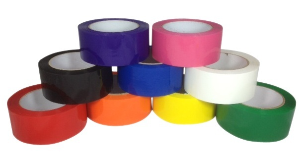 color carton sealing tape red tape black tape blue tape orange