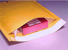 Jiffy Lite Kraft Bubble Mailers Envelopes by Sealed Air